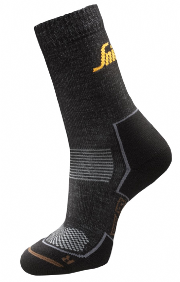 Snickers 9206 RuffWork 2-pack Cordura Wool Socks